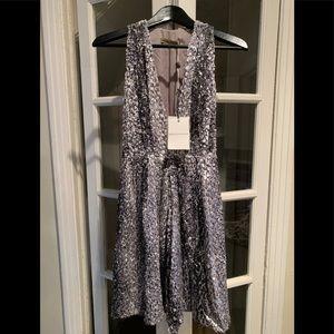 NWT Balenciaga Paris sleeveless dress. Size 36